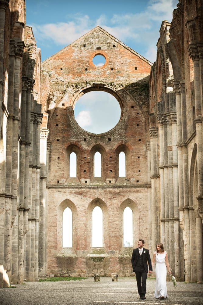 YES WEDDING ITALY SAN GALGANO