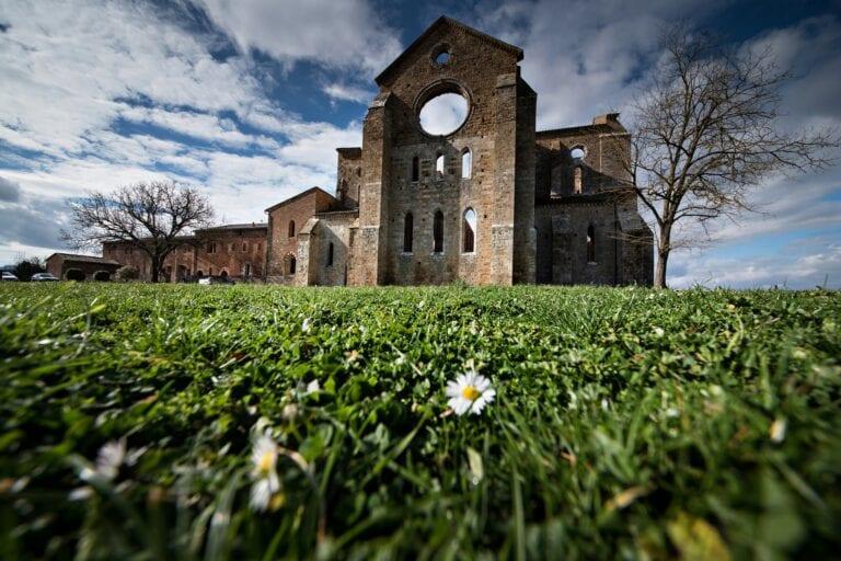 YES WEDDING ITALY SAN GALGANO ABBEY 2