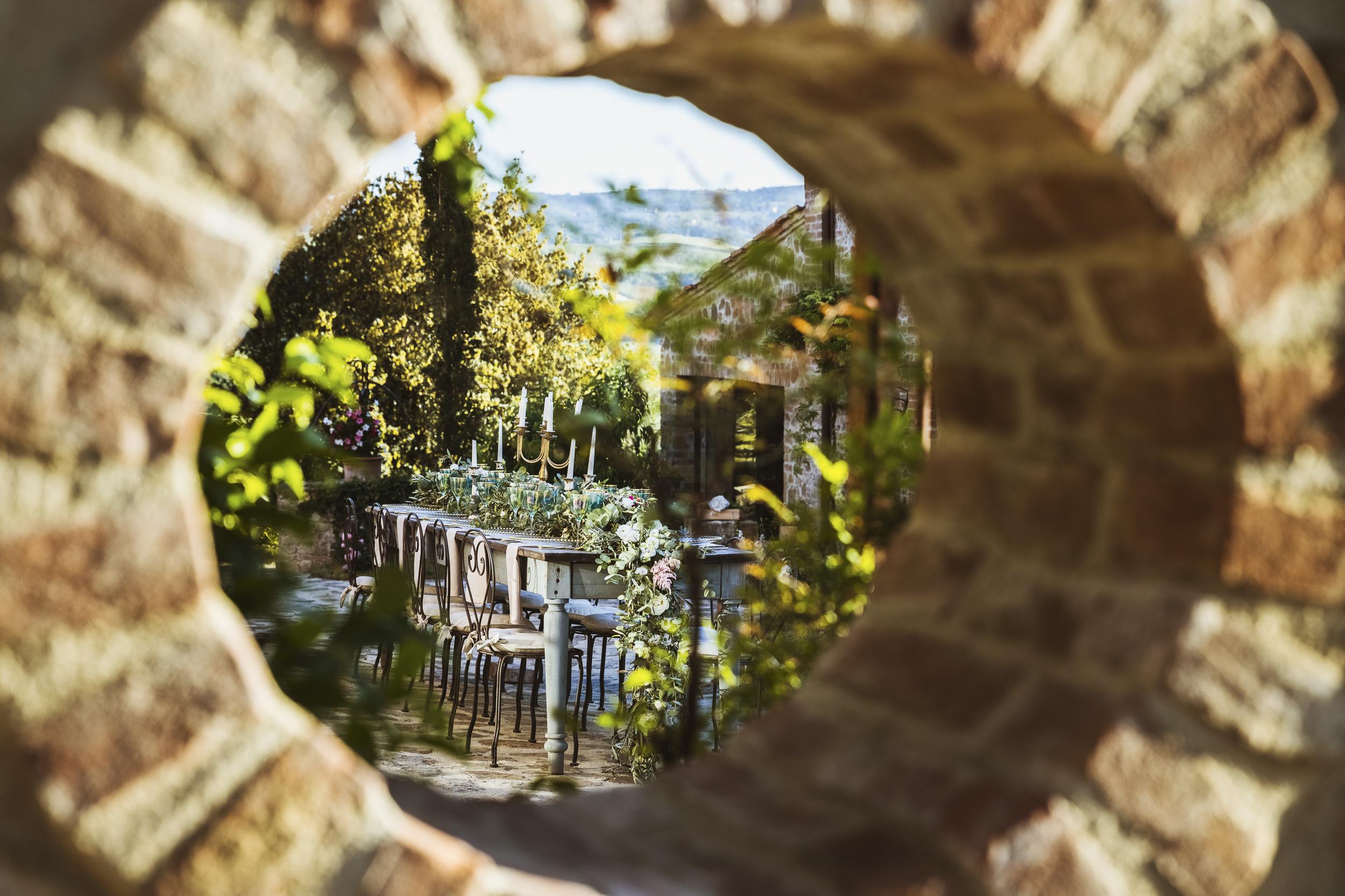 Yes Wedding_Poggio il Castellare_Cortile_24